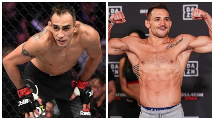 Tony Ferguson vs Michael Chandler