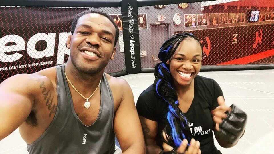 Jon Jones/Claressa Shields