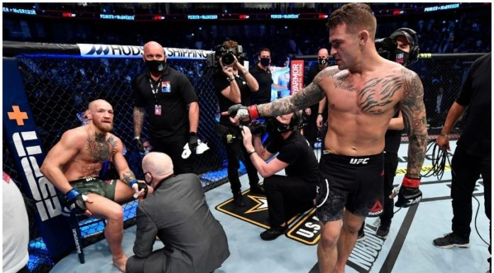 Conor McGregor, Dustin Poirier