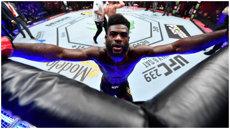 Aljamain Sterling Ready To Show What A Legitimate Champion Looks Like thumbnail