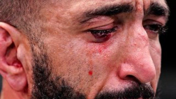 Muhammad's Eye After Jamahal Hill Predicted Issues