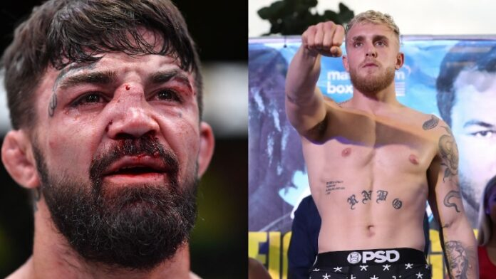 Mike Perry, Jake Paul