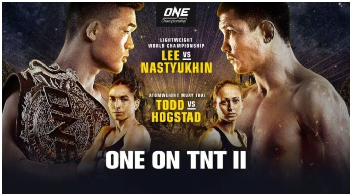 ONE on TNT 2