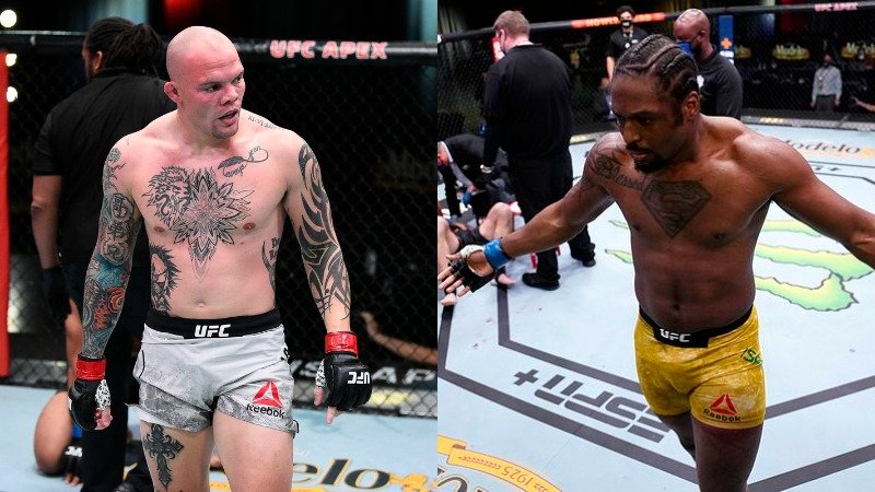 Anthony Smith Will Meet Ryan Spann At The UFC Event On Sept. 18