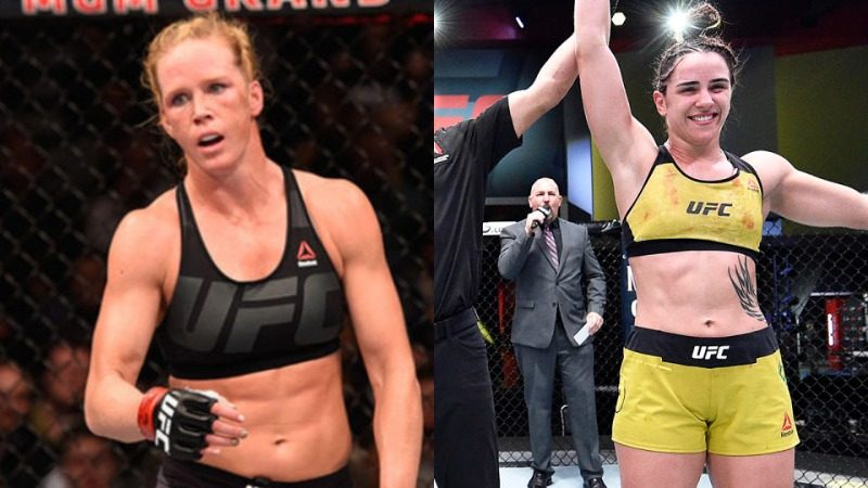 Holly Holm vs. Norma Dumont Reportedly Targeted For Oct. 16