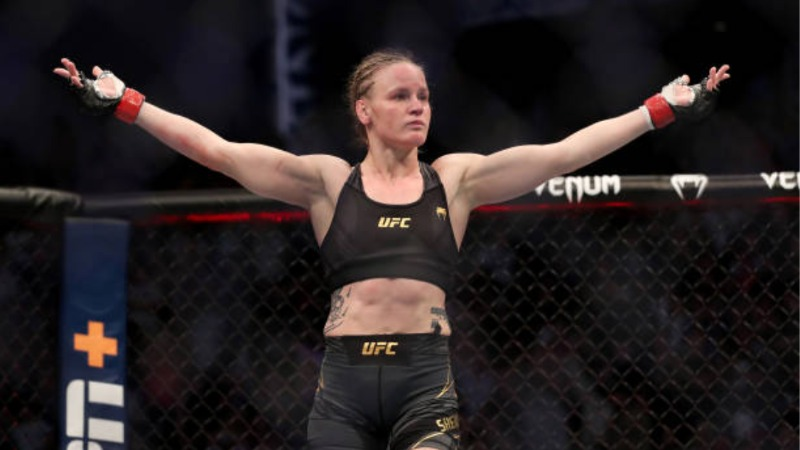 """Shevchenko Sends Frightening Message To Flyweights: """"I'm Here Forever"""""""