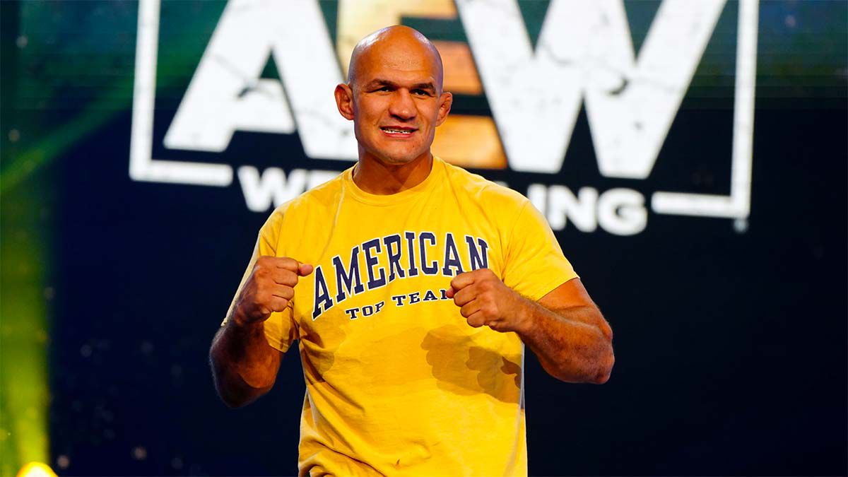 Junior Dos Santos Calls Out Roman Reigns Over AEW Roster Comments